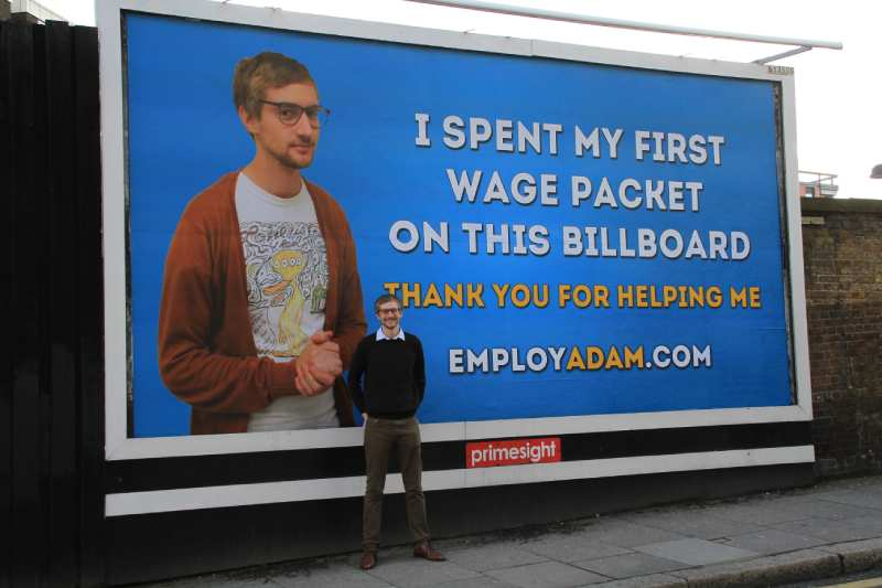 employadam.com billboard