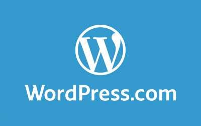 Wordpress.com hosted blog