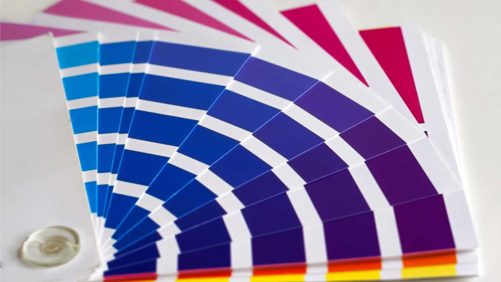 What does your logo colour say about your business?