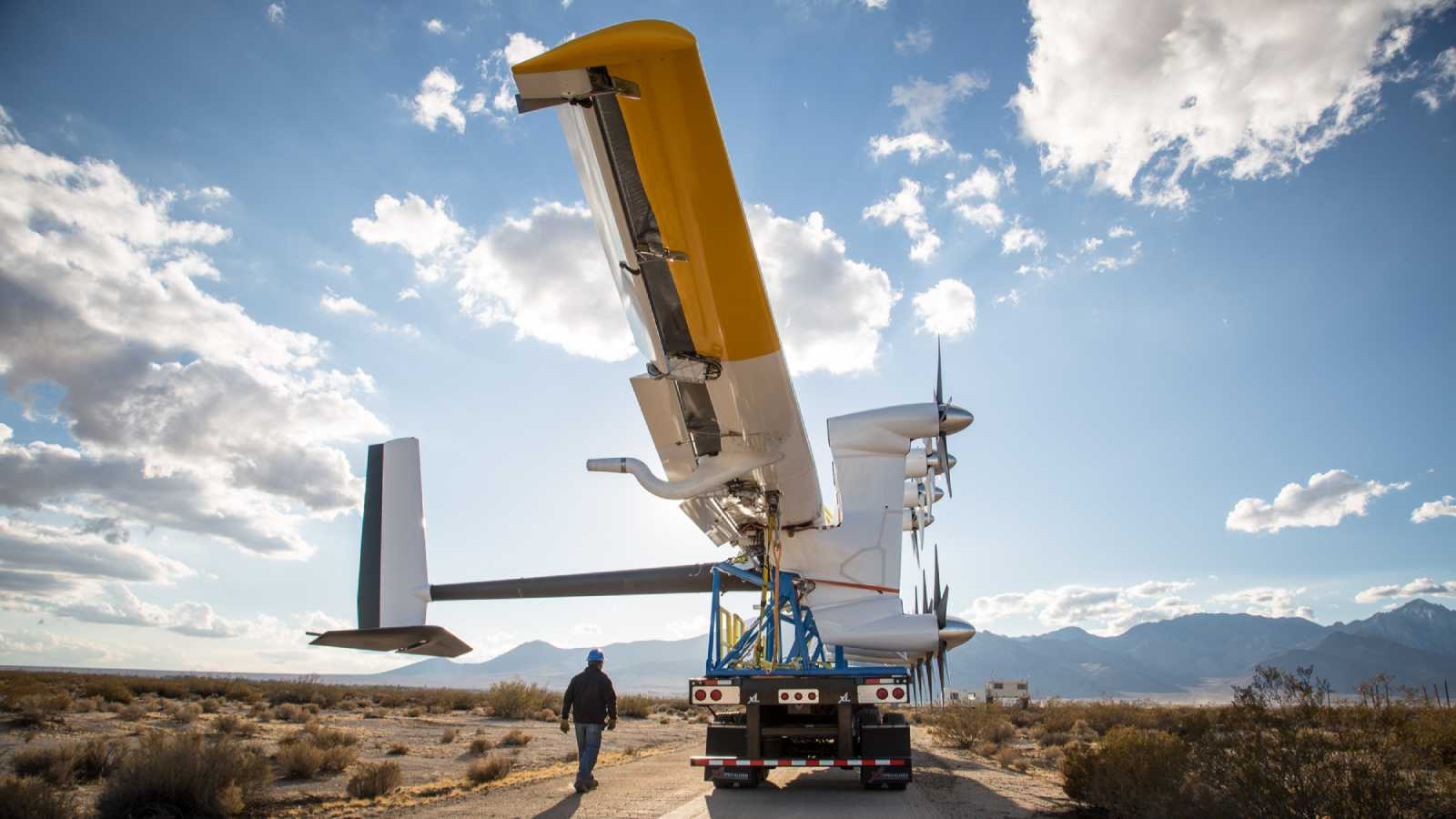 Could these high-altitude drones provide reliable, clean electricity?